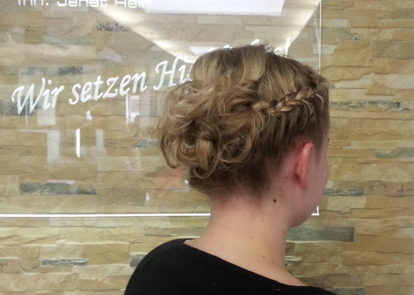 Flechtfrisuren Haarparadies Sommerda Ihr Friseur In Sommerda